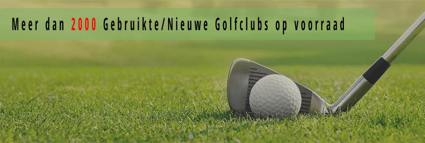 Golfclubs, gebruikte Golfclubs header