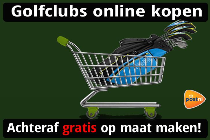Golfclubs onlinekopen