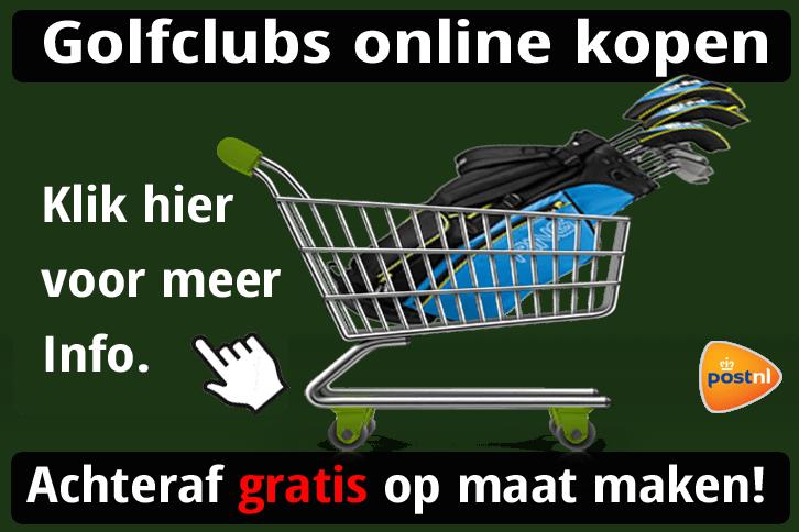 Golfclubs online bestellen