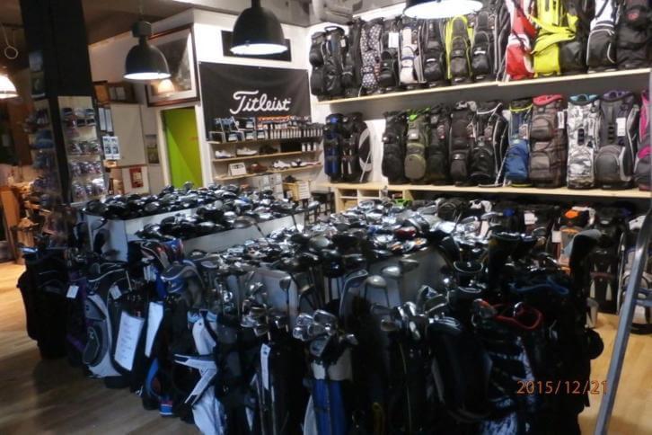 Golfclubs online kopen en afhalen