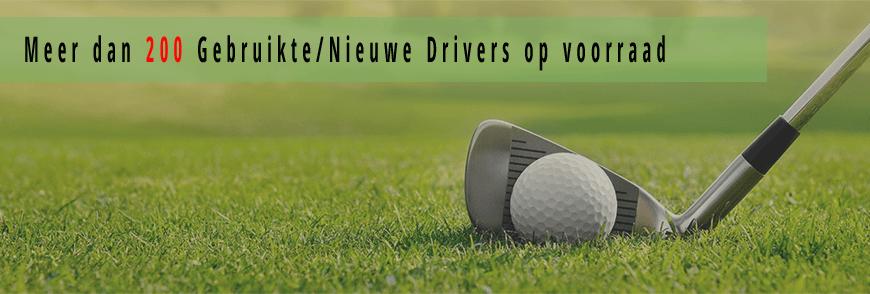 Golfdrivers, gebruikte Golfdrivers
