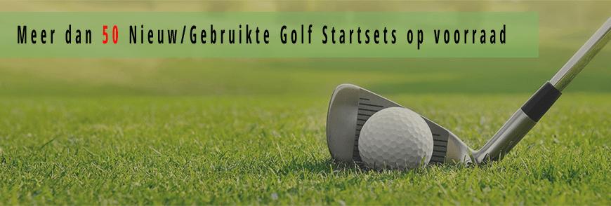 Golfstartset, Golf startset, Golf starterset