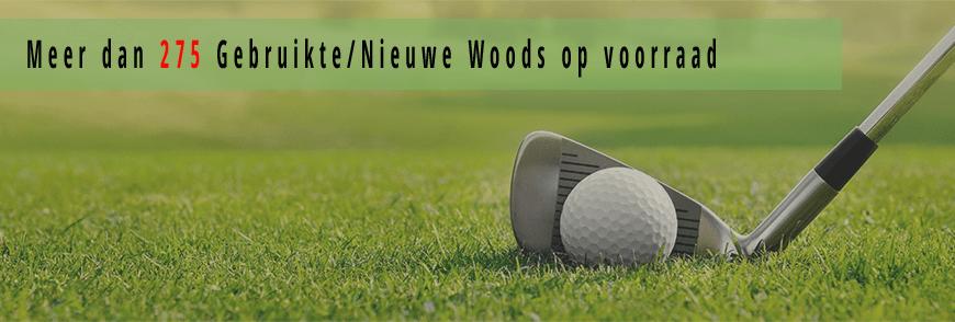 Golfwoods, gebruikte Golfclub hout