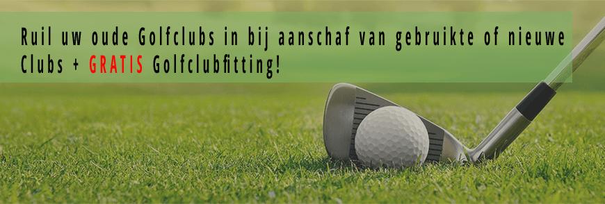 golfclubs inruilen